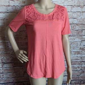 LULULEMON ATHLETICA TOP BLOUSE